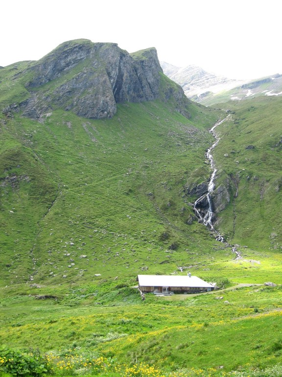 """Alphütte """"Im obersten Breitenboden"""""""