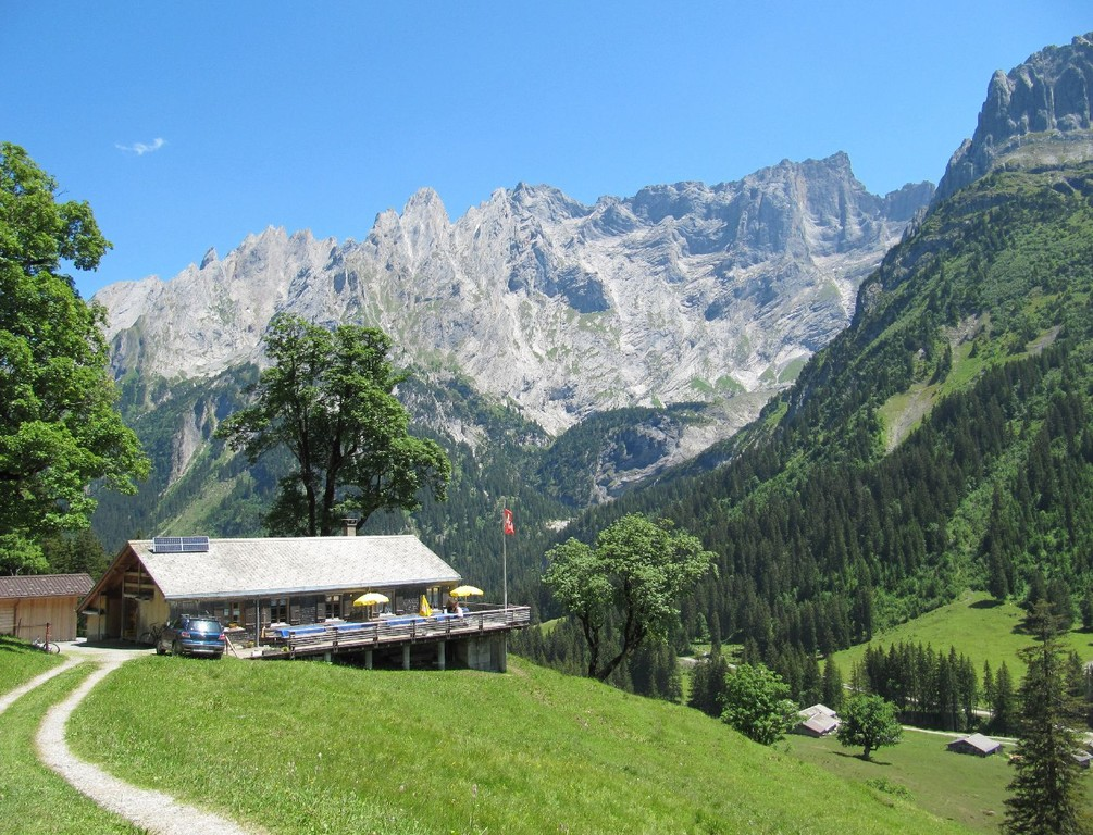 SAC-Hütte Broch