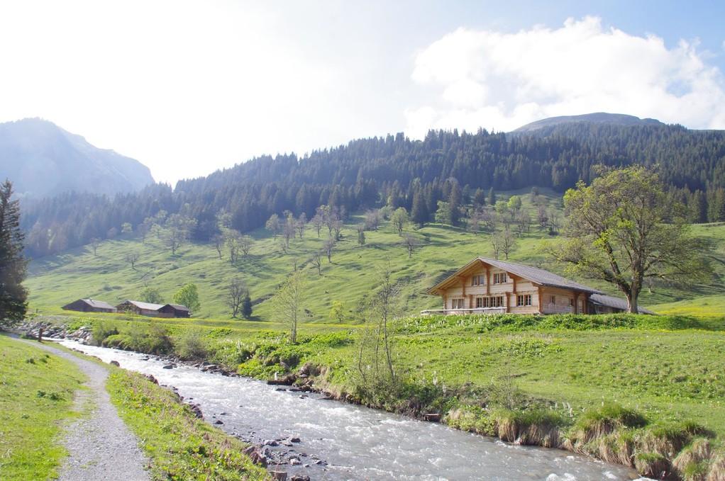 Alphütte Broch