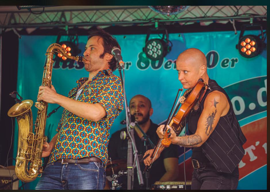 Safar Band © Chichi