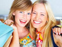 Schöne gesunde Zähne  sind verführerisch...