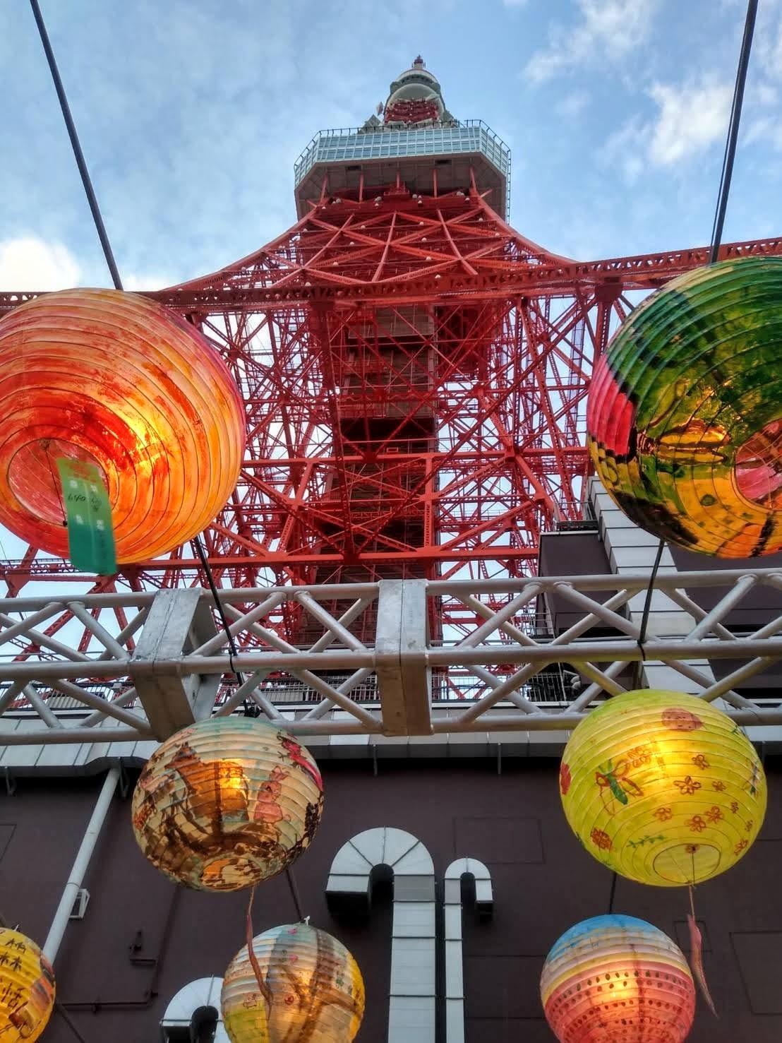 かのん先生@東京タワー台湾祭2021初夏