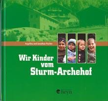 Buchcover - Wir Kinder vom Sturm-Archehof