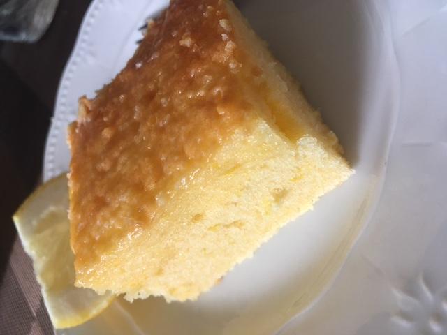 Zitronenkuchen vom Blech aus dem Thermomix