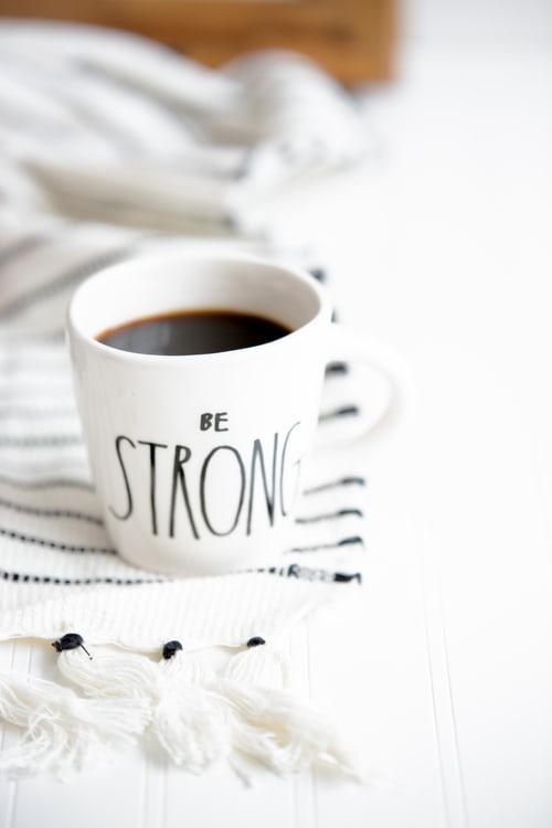 Du bist stark