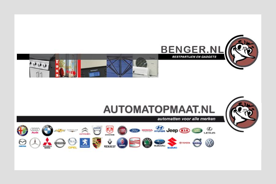 2011 - Autruche BV (banners)