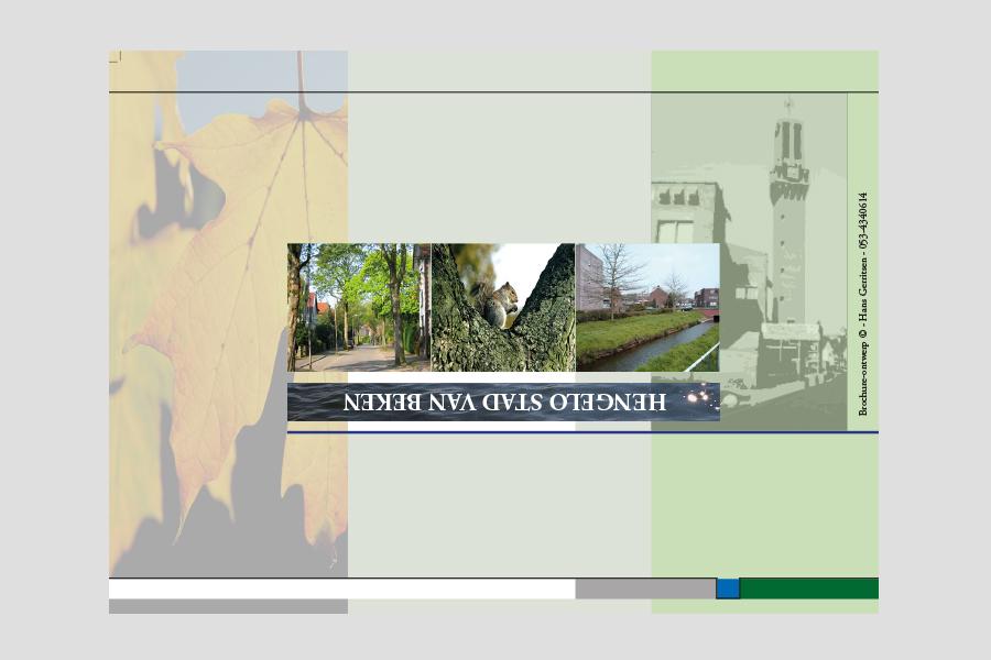 2006 - Stichting Groene Binnenstads-beken Hengelo