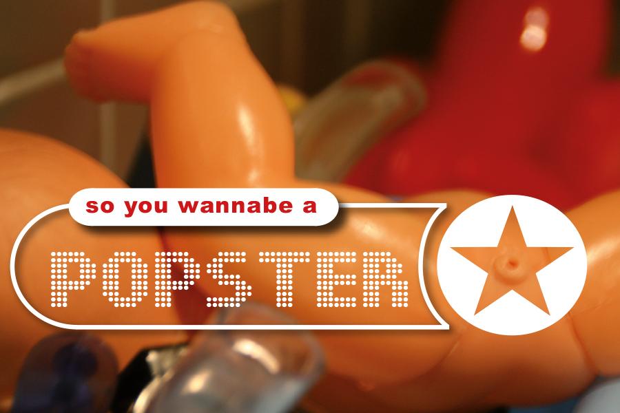 2007 - Popster (ansichtkaart)