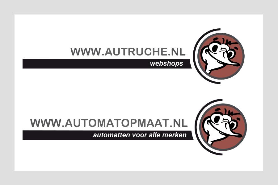 2011 - Autruche BV (logo's)