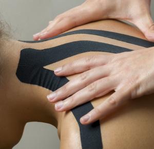 Tapen, Ergotherapie Hand und Fuss