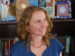 Catherine Pelosi Author