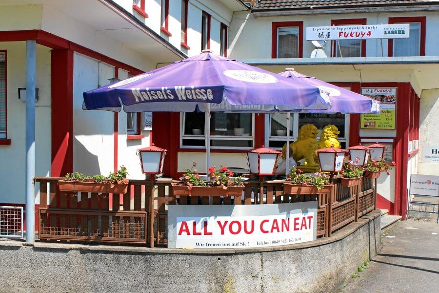 Restaurant - Rabatt für Hotelgäste