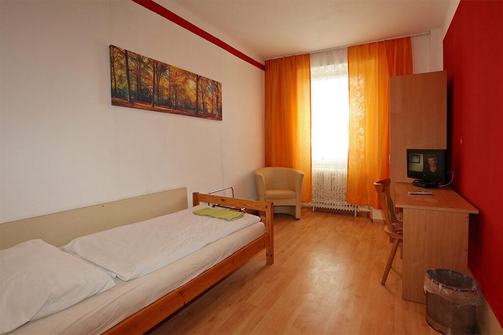 Monteurzimmer für 1 Person