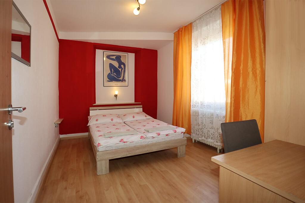 1-Bett-Monteurzimmer