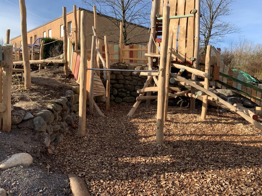 Spielplatz Eberhard Gartenbau AG Kloten