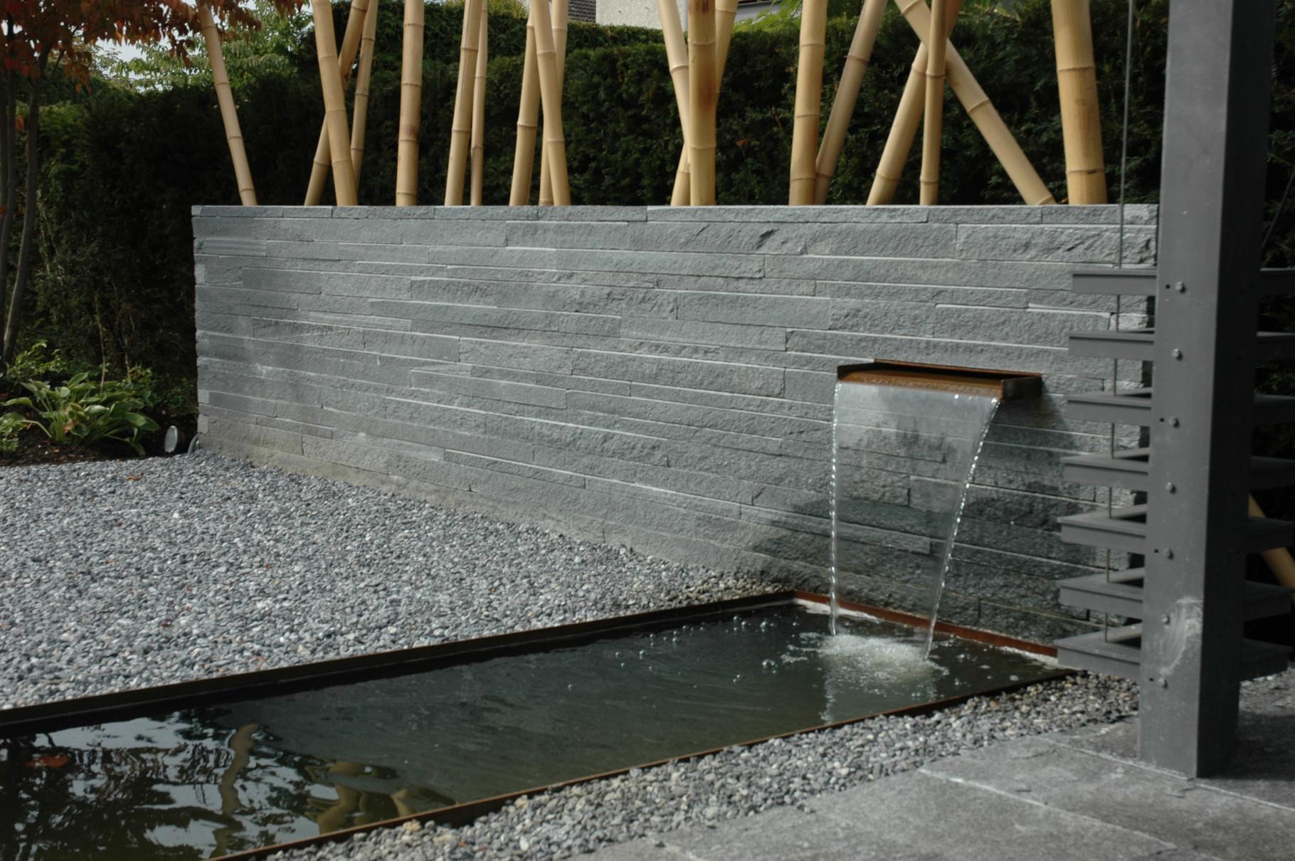 Wasserspeier Eberhard Gartenbau AG