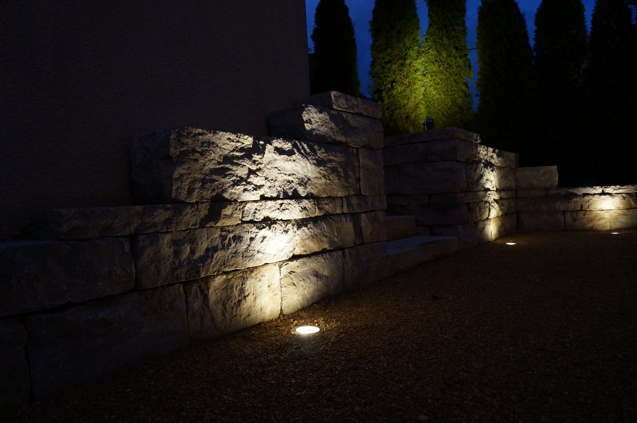 Gartenbeleuchtung Eberhard Gartenbau Kloten