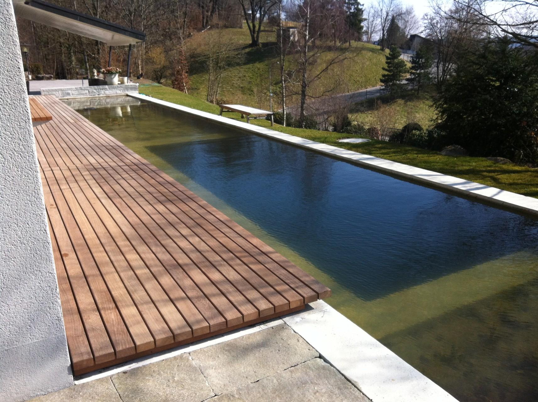 Schwimmbecken Eberhard Gartenbau AG