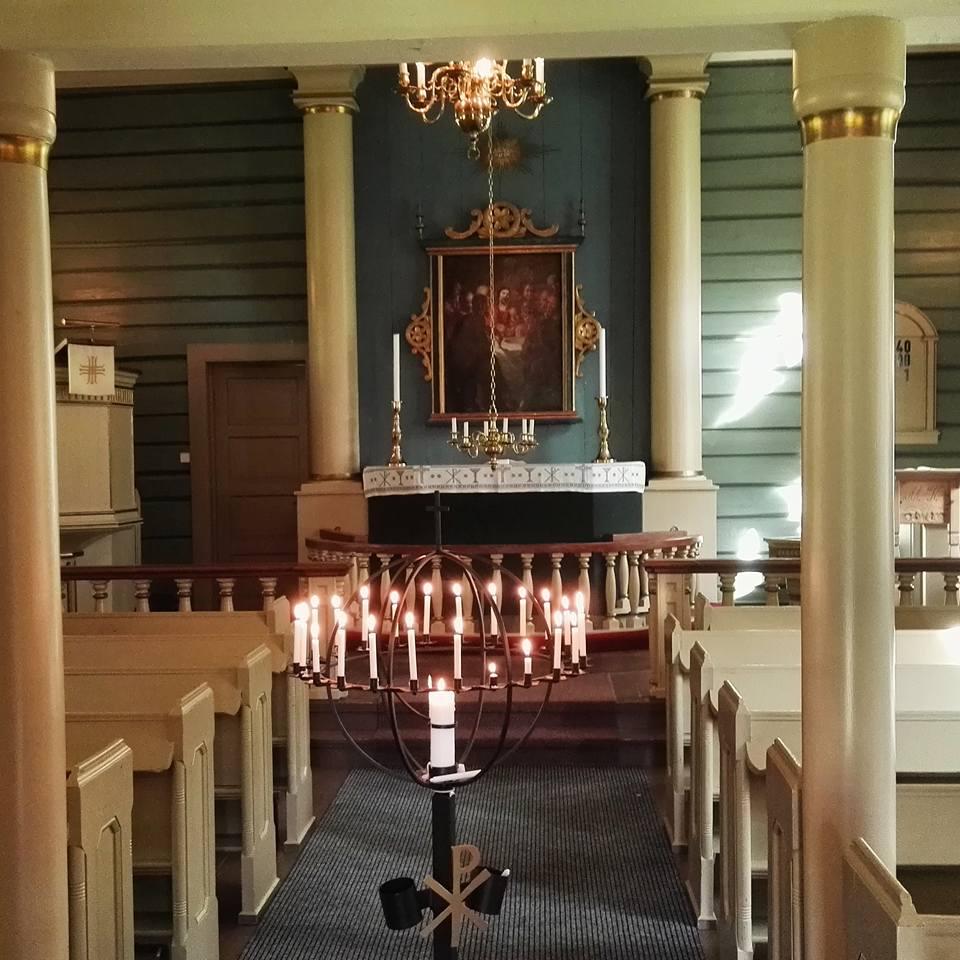 Mæl Kirche