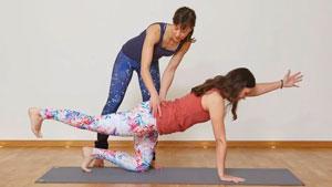 Yogatherapie mit Julia