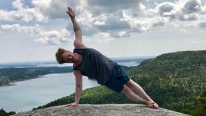 Männer Yoga mit Ben