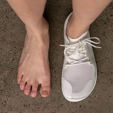 やっと出会えた、足の機能を取り戻すシューズ Vivobarefoot(ビボべアフット)