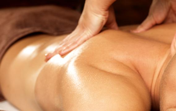 Aromaöl Massage Lausitzer Seenland