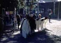 山住神社春の大祭