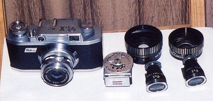 Pax M2 と付属品