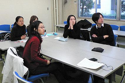 CLL(コミュニティー言語学習法)