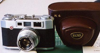 Pax M4 (Magnon 35)(大和光機)