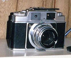Agfa Ambi Silette(前期型)