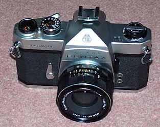 Asahi Pentax SP Spotmatic