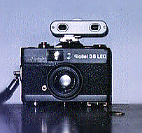 Rollei 35 LED +距離計