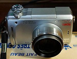 Olympus CAMEDIA C-760 Ultra Zoom