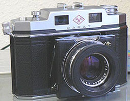 Agfa Karat IV型