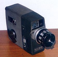 Elmo 8ミリカメラ