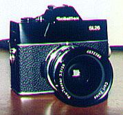 Rolleiflex SL26