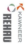 Logos des partenaires de menuiseries corses