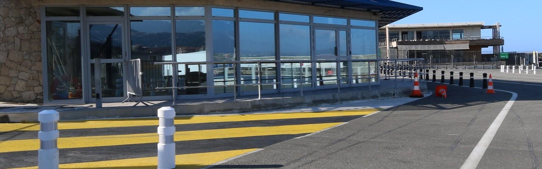 Menco - La gare maritime d'ïle rousse
