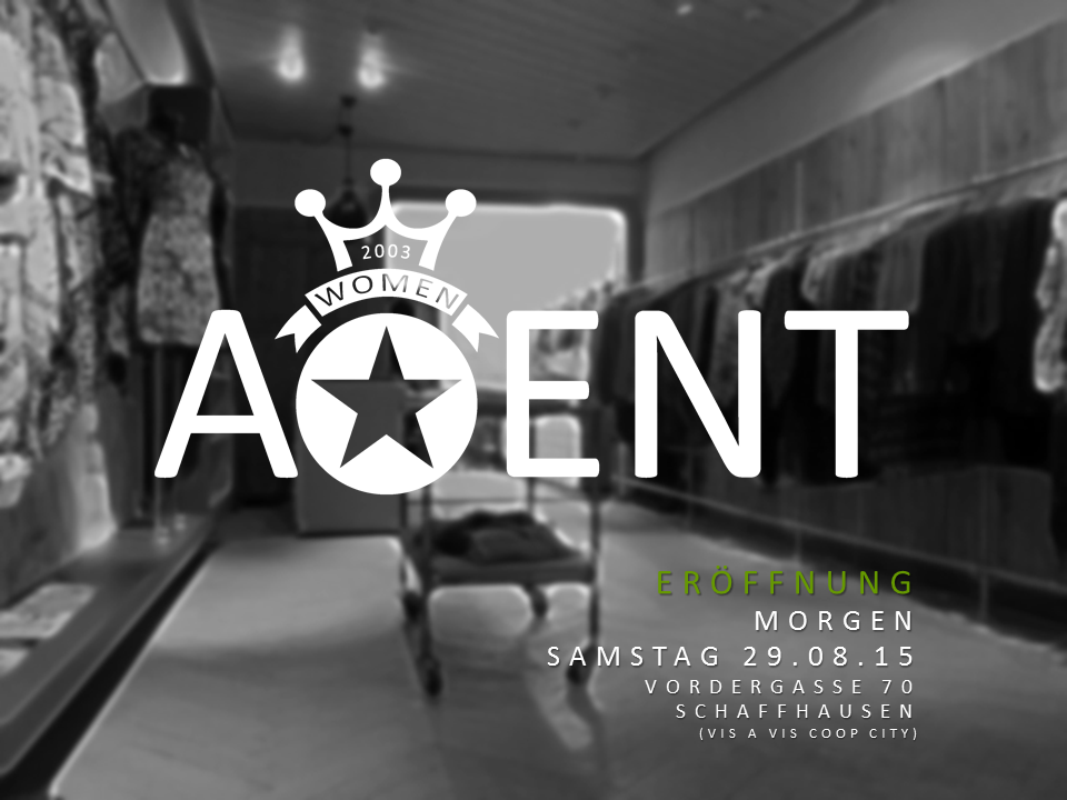 AXENT-WOMEN - NEU AN DER VORDERGASSE 70 / SH