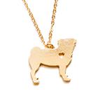 mops pug dog kette mopskette pugnecklace doggi geschenk fabulous funky hunde liebhaber schmuck