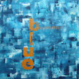 Blue, 50cm x 50cm, Acryl auf Leinwand