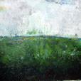 Am Ende des Horizonts, 60cm x 80xm, Acryl auf Leinwand