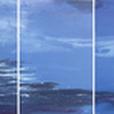 Triptychon, 3x 60cm x 40cm, Acyl auf Leinwand