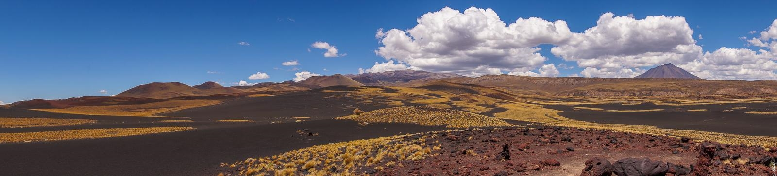 La Payunia: Bunte Vulkanlandschaft