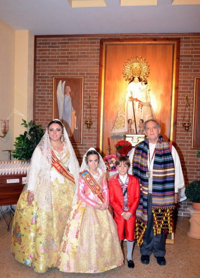19 de marzo de 2013. Misa de San José.