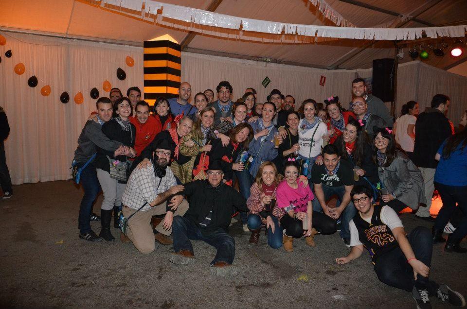 16 de marzo de 2013. Noches de carpa.16 de marzo de 2013. Noches de carpa.
