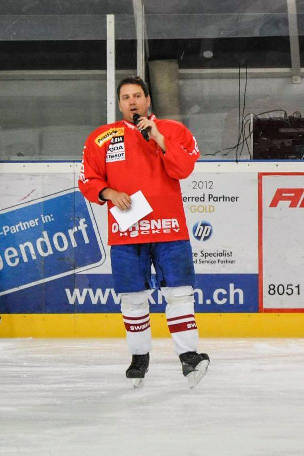 Gemeinde-/Stadtrat auf dem Eis, November 2016
