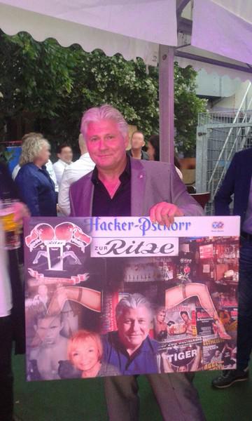 Carsten Marek am 29.06.17 in der Boxerkneipe Ritze